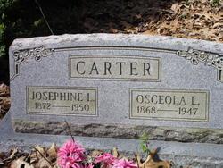 Josephine L Carter