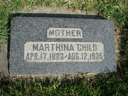 Marthina <i>Carlson</i> Child
