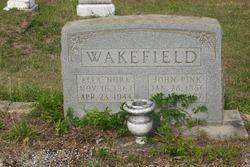 Ella Nora <i>Walker</i> Wakefield