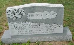 Ted West Adams