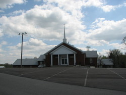 Blue Spring Church Cemetery