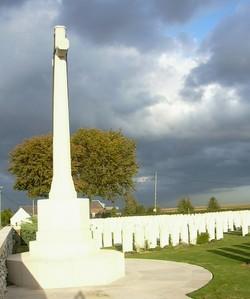 Flesquieres Hill British Cemetery