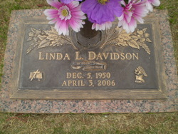 Linda Lee <i>Jones</i> Davidson