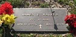 James E Walker