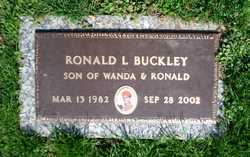 Ronald L. Lil Bout It Buckley
