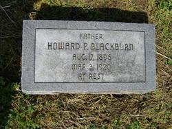 Howard P. Blackburn