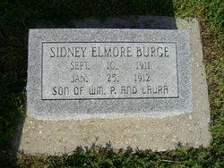 Sidney Elmore Burge