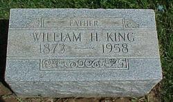 William Harrison King
