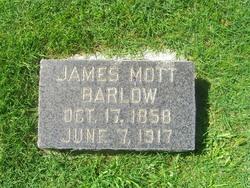 James Mott Barlow
