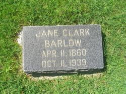 Emma Jane <i>Clark</i> Barlow