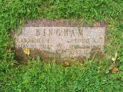 Lewis Andrew Bingham