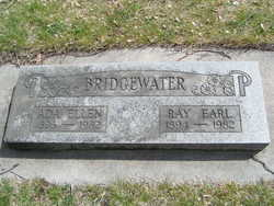 Ada Ellen <i>Reynolds</i> Bridgewater