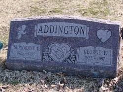 George Patton Addington