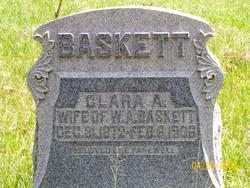 Clara A. Baskett