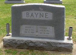 Maude <i>Comer</i> Bayne