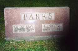 William Henry Harrison Parks