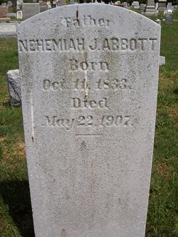 Nehemiah J Abbott