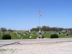 Lewis Creek Baptist Cemetery
