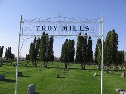 Troy Mills Cemetery