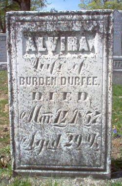 Alvira <i>Truesdell</i> Durfee