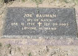 Joe Bauman