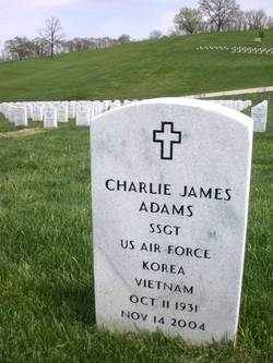 Charlie James Adams