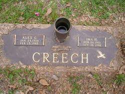 Ima Helen <i>Balla</i> Creech
