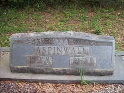 Colon Harry Aspinwall, Sr