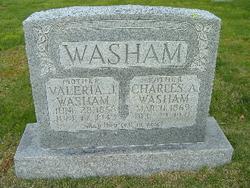 Charles A Washam