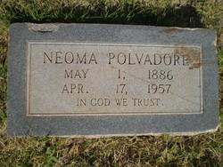 Neoma Frances <i>Taylor</i> Polvadore