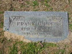 Frank H. Lee