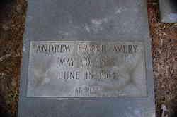 Andrew Frank Avery