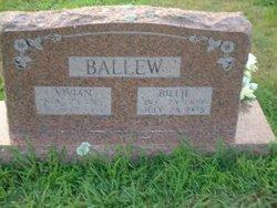 Billie Ballew