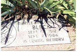 Myrtle Mae <i>Falleaf</i> Black