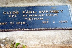 Clyde Earl Burnett