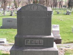 Sarah Jane <i>Harlin</i> Fell