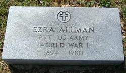 Ezra Allman