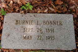 Burnie L. Bonner