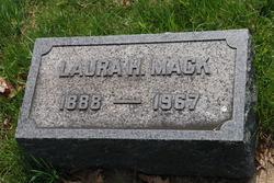 Laura H Mack
