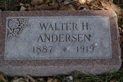 Walter H Andersen