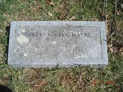 Barbara Joan <i>Mayne</i> Peck