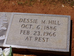 Dessie <i>Mordecai</i> Hill