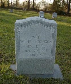 Willie J Johnson
