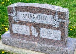 Nellie Wilmetta <i>Bailey</i> Abernathy
