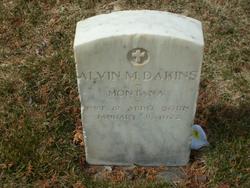 Pvt Alvin M. Dakins