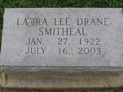 Laura Lee <i>Drane</i> Smitheal