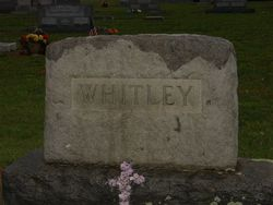 Ruth Belle <i>Hinson</i> Whitley