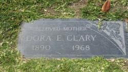 Dora Elen <i>Dillman</i> Clary