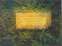 Charles Nunn Merchant