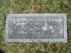 Elizabeth Mary <i>Baker</i> Peck